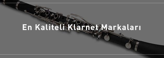 En-Kaliteli-Klarnet-Markaları
